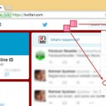 Cara melindungi tweet supaya tidak terbaca oleh orang lain